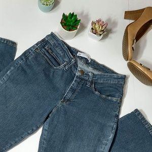 Lee Slender Secret   Natural Boot-cut Leg Jeans